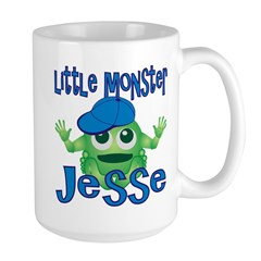 Little Monster Jesse Mug