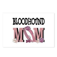 Bloodhound MOM Postcards (Package of 8)