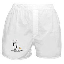 Friends dont let friends Boxer Shorts