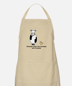Friends dont let friends Apron