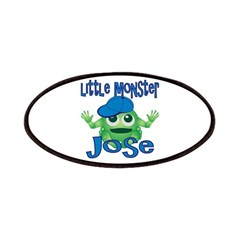 Little Monster Jose Patches