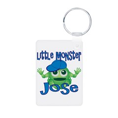 Little Monster Jose Keychains