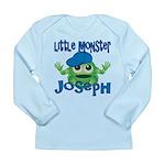 Little Monster Joseph Long Sleeve Infant T-Shirt