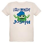 Little Monster Joseph Organic Kids T-Shirt