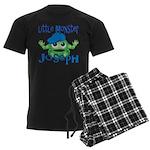 Little Monster Joseph Men's Dark Pajamas