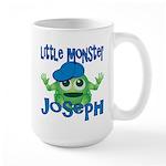 Little Monster Joseph Large Mug