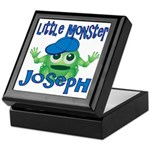 Little Monster Joseph Keepsake Box