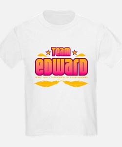 Team Edward (feathers) T-Shirt