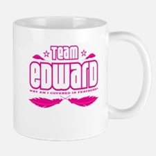 Team Edward (feathers) Mug
