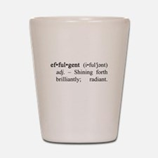 Effulgent Definition Shot Glass