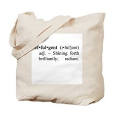 Effulgent Definition Tote Bag