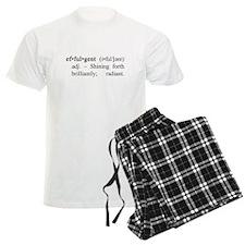 Effulgent Definition Pajamas