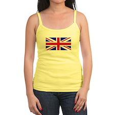 British Flag Jr.Spaghetti Strap