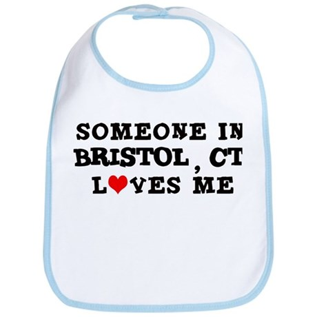 Someone in Bristol Bib