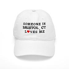 Someone in Bristol Baseball Cap