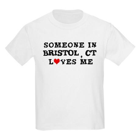 Someone in Bristol Kids T-Shirt