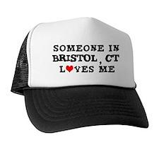 Someone in Bristol Trucker Hat