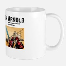 Extinguish Arnold Mug