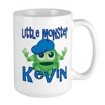 Little Monster Kevin Large Mug