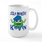 Little Monster Kevin Large Mug