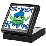 Little Monster Kevin Keepsake Box