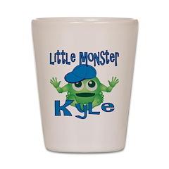 Little Monster Kyle Shot Glass