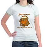 INDIANA BEAR Jr. Ringer T-Shirt