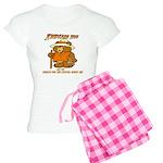 INDIANA BEAR Women's Light Pajamas