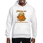 INDIANA BEAR Hooded Sweatshirt