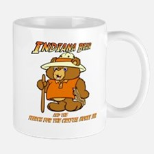 INDIANA BEAR Mug