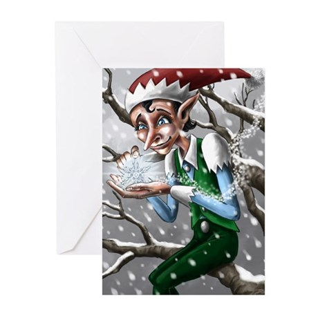 Jack Frost Greeting Cards (Pk of 20)