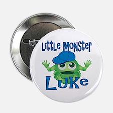 "Little Monster Luke 2.25"" Button"