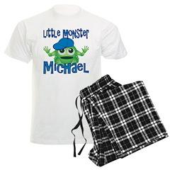 Little Monster Michael Pajamas
