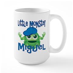 Little Monster Miguel Large Mug