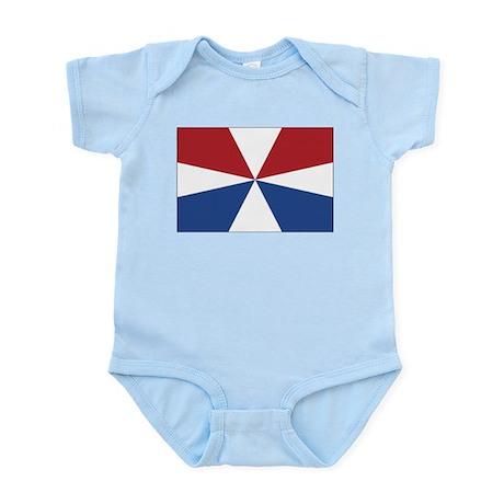 Netherlands Civil Jack Infant Creeper