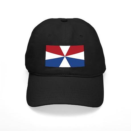 Netherlands Civil Jack Black Cap