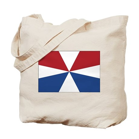 Netherlands Civil Jack Tote Bag