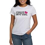 Everyone Loves a NYC Girl Women's T-Shirt