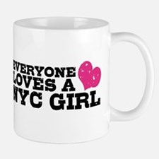 Everyone Loves a NYC Girl Mug