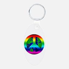 TF Designs - Unite Earth Keychains