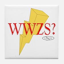 WWZS? Tile Coaster