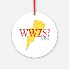 WWZS? Ornament (Round)