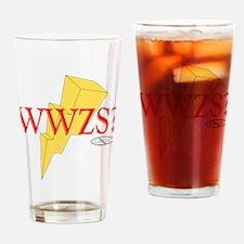 WWZS? Drinking Glass