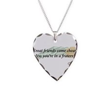 Cheap Friends Necklace