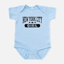 New York City Girl Infant Bodysuit
