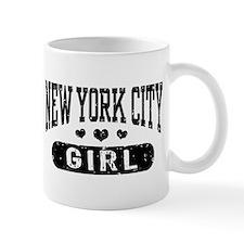 New York City Girl Mug