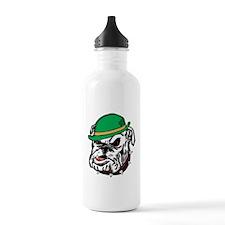 Irish Bulldog Water Bottle