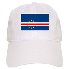 Baseball Cape Verde Flag Baseball Cap