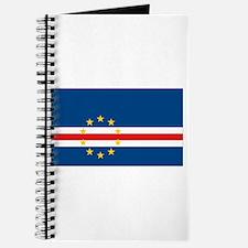 Cape Verde Flag Journal