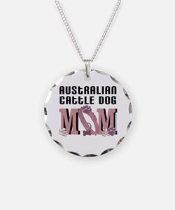 Cattle Dog MOM Necklace